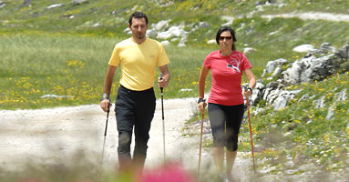 Nordic Walking Brunico Alto Adige